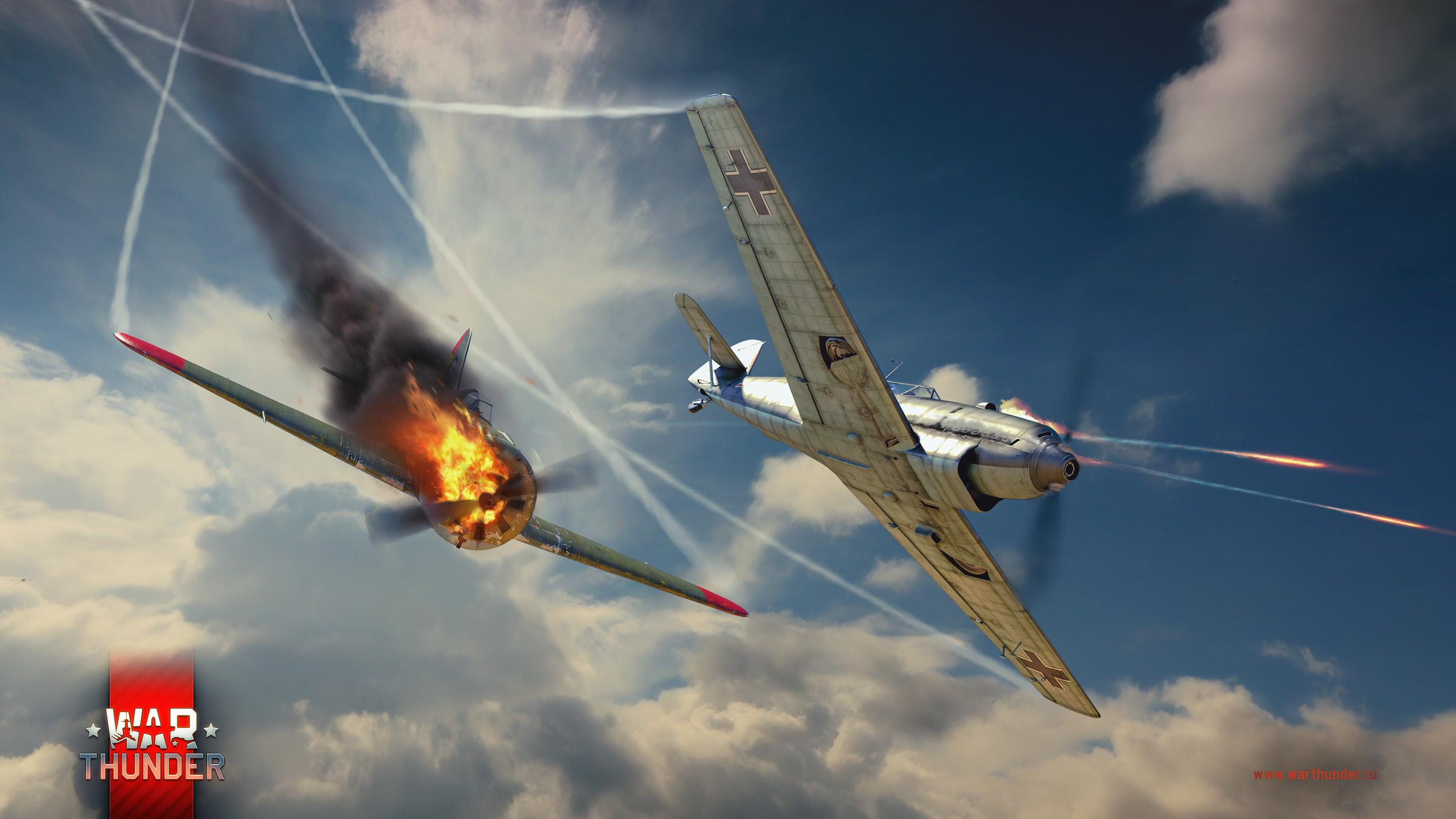 рисунок Bf-109 vs И-16 тип 10