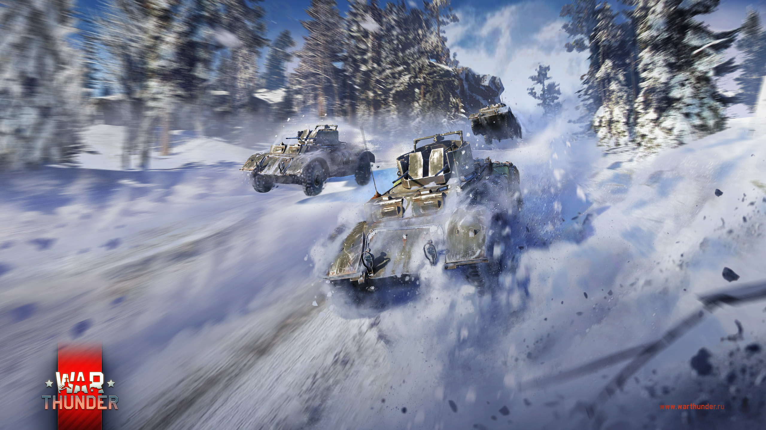 рисунок War Thunder T17E2