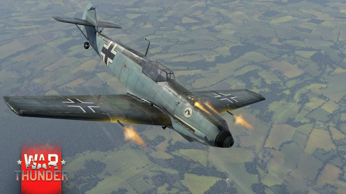 [Development][Development] Bf.109E-7 & E-4 - War Thunder