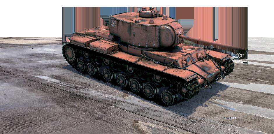 War Thunder Kv1b