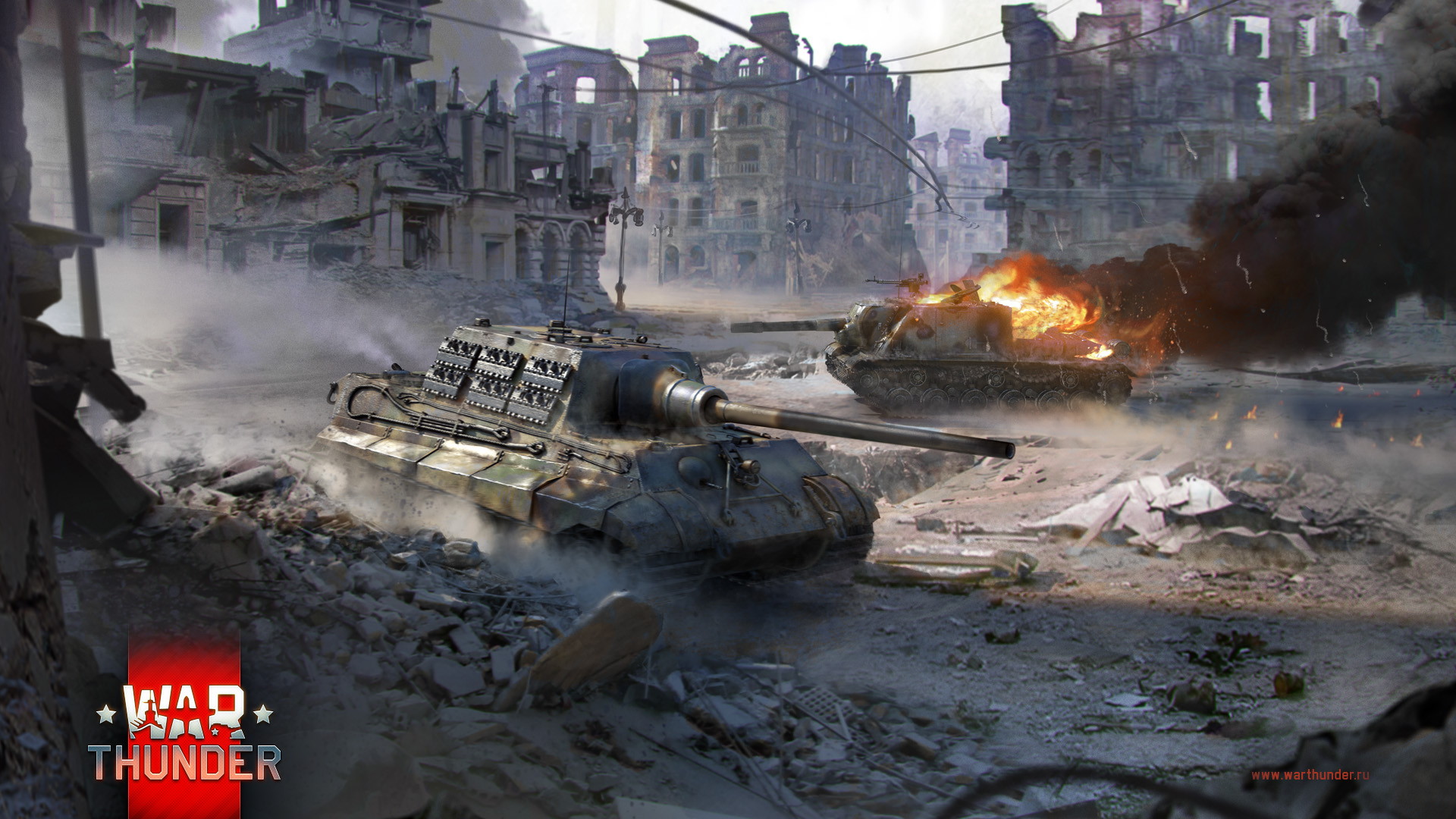 [Special] Tank Duels: ...