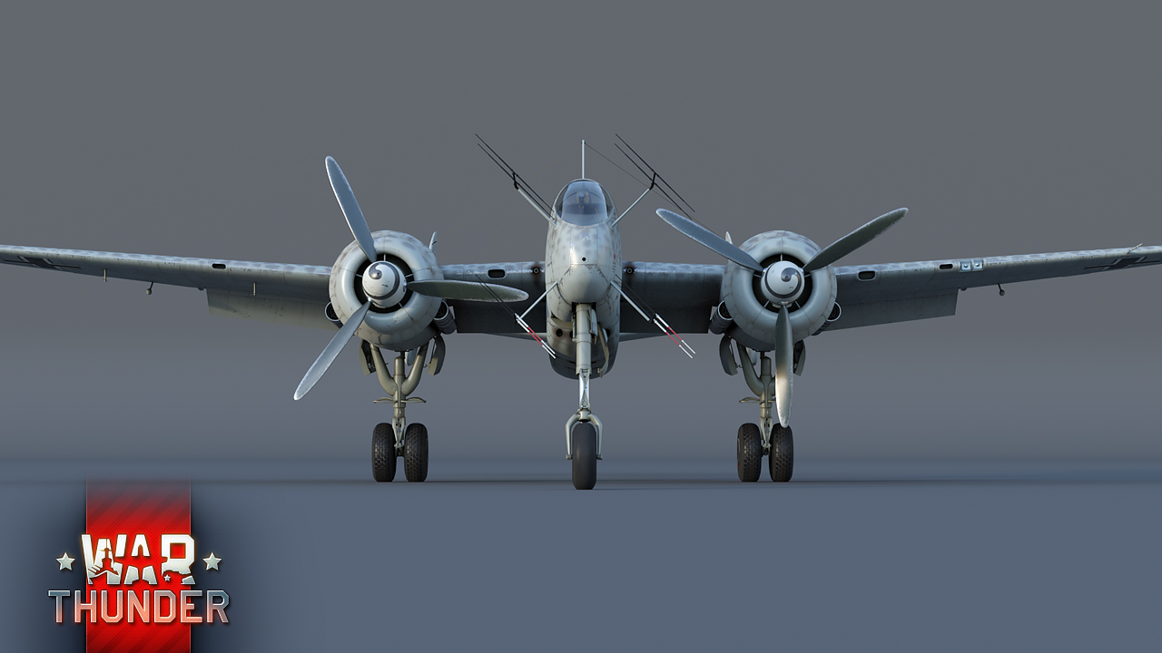 Development] He 219: The Night Hunter - News - War Thunder