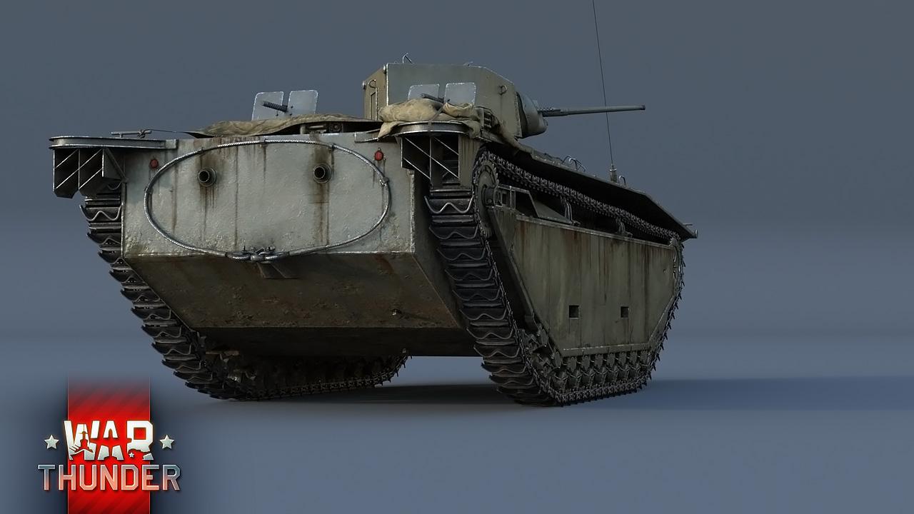 lvt a 1 в war thunder