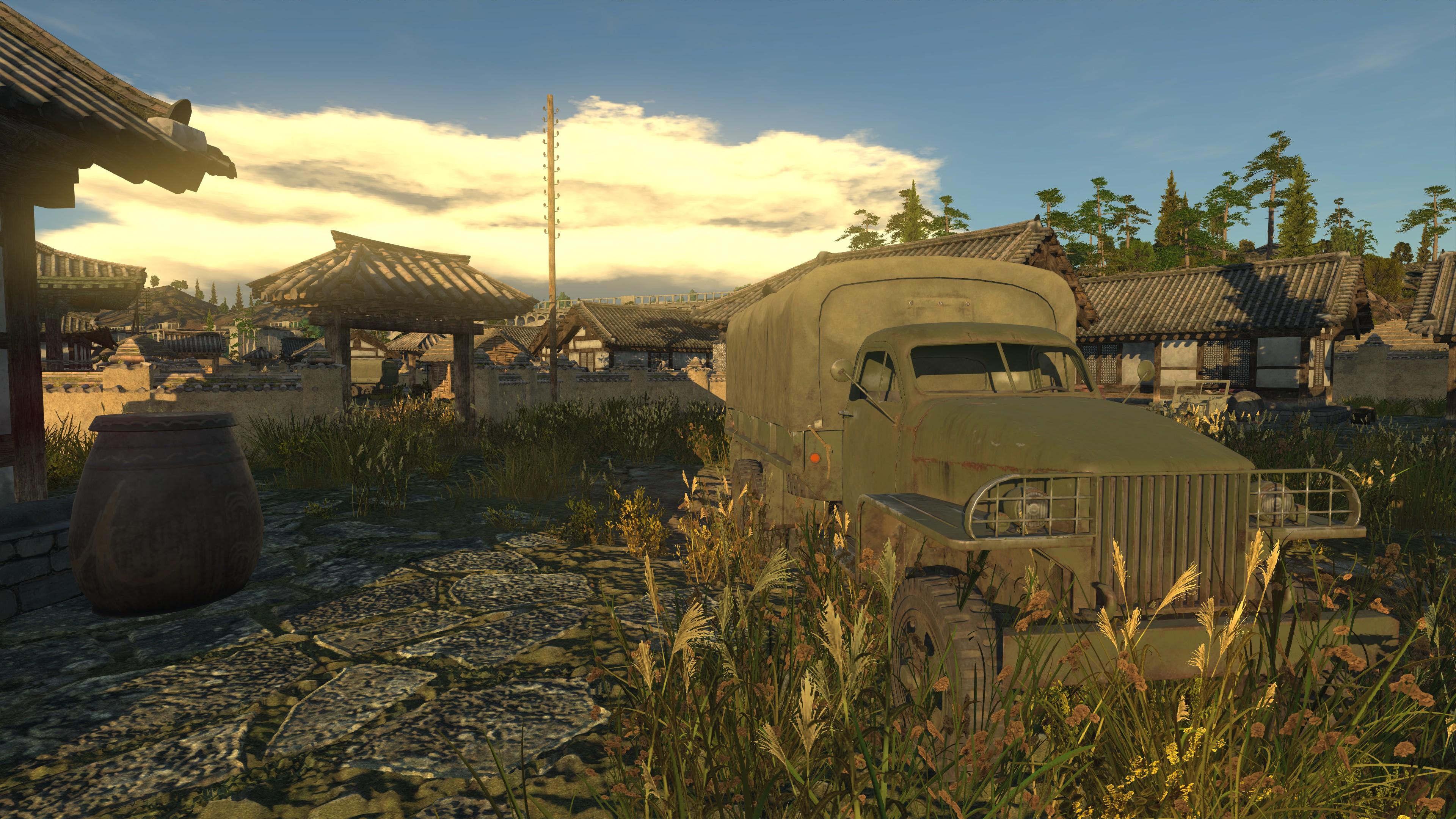 [Development] New Location: 38th Parallel - News - War Thunder  [Development] N...