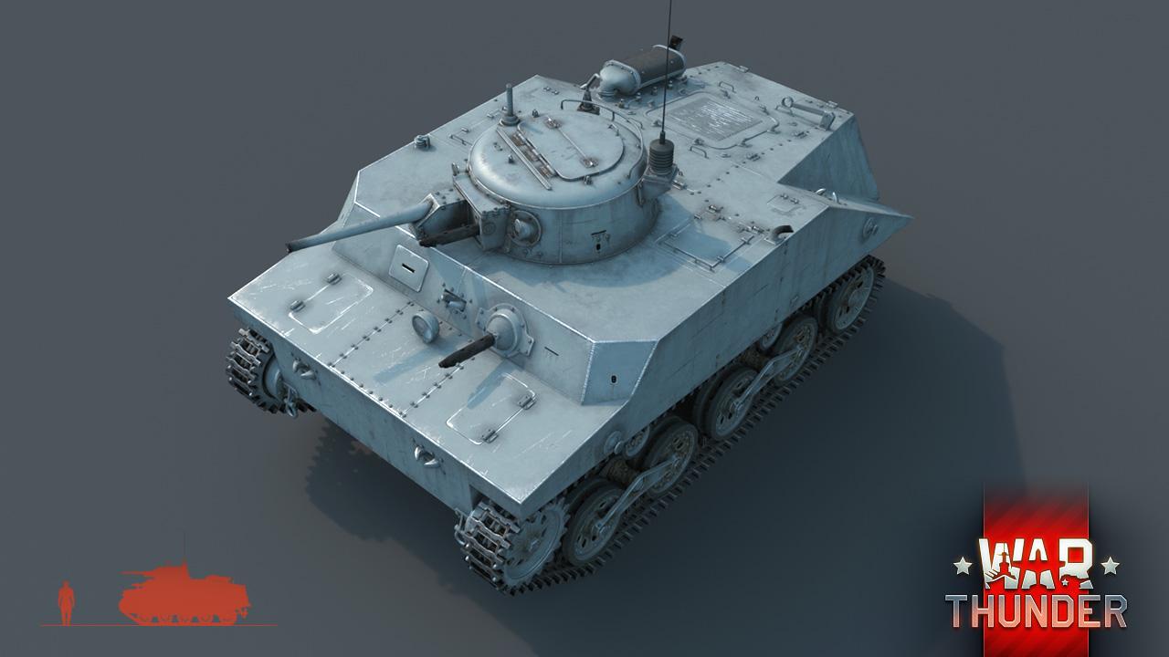 плавучие танки в вар тандер