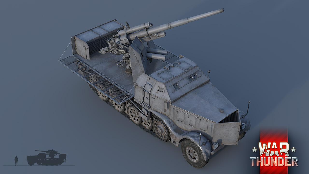 37 мм пушки в вар тандер