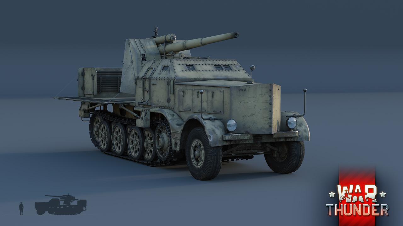 вар тандер flak 37