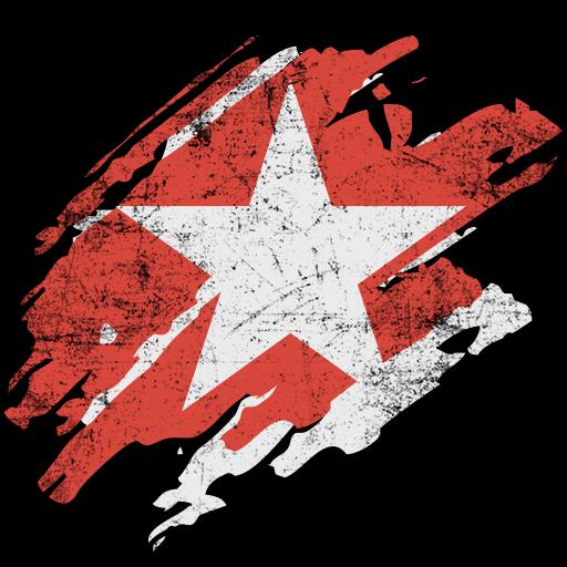 Декаль Звезда Победы