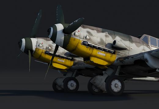 Messerschmitt Bf.109Z