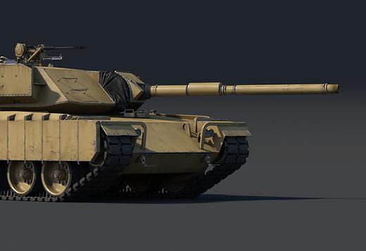 XM-1 (C) и XM-1 (GM)