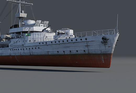 Kanonenboot K-2