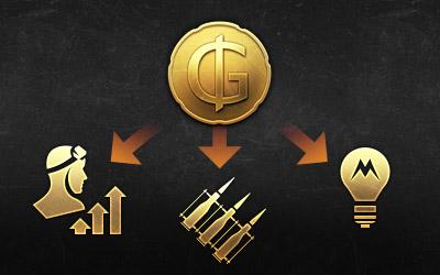 За GJN можно купить Золотые орлы, а это значит, что их владельцам доступен перевод опыта, обучение экипажей, покупка модулей и другие возможности премиумной валюты.