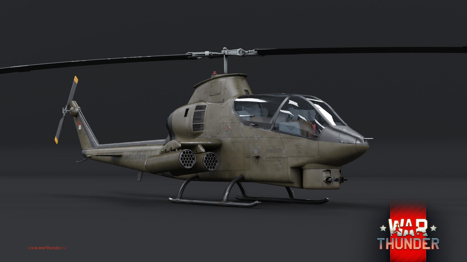 Обои ударный, Ah-1s, многоцелевой, cobra. Авиация foto 15