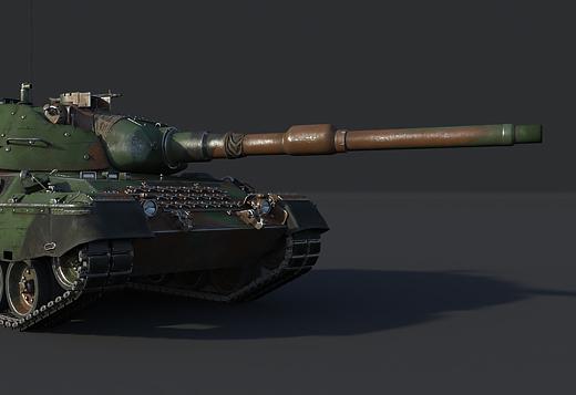 Leopard A1A1 L/44