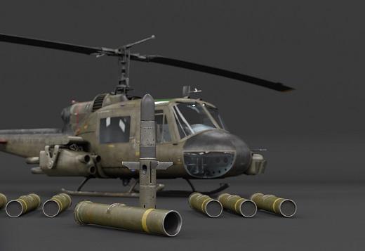 UH-1 и Ми-4