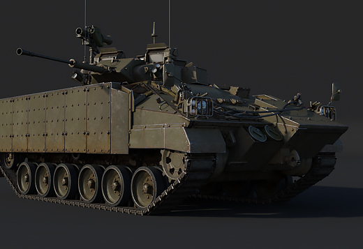FV510 Warrior