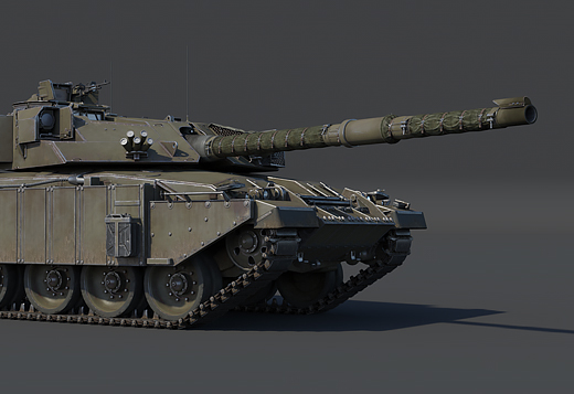 Challenger Mk.3