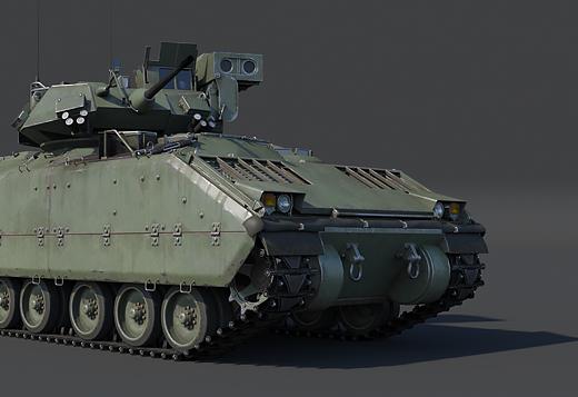 M3 Bradley