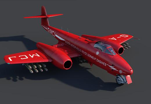 Будущее авиации War Thunder