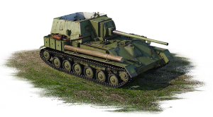СУ-85А (СССР 2 ранг)