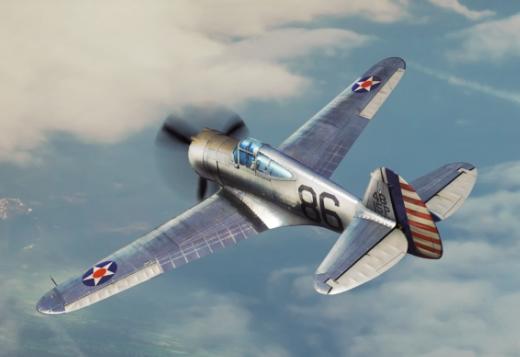 Премиумный P-36А Hawk Филиппа Расмуссена