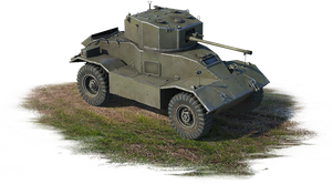 AEC Mk.II (Британия II ранг)