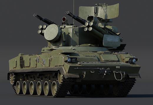 2C6 «Тунгуска»