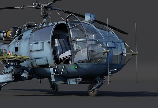 SA.316 Alouette III