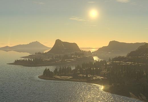«Смоленск» и «Вулканический остров»