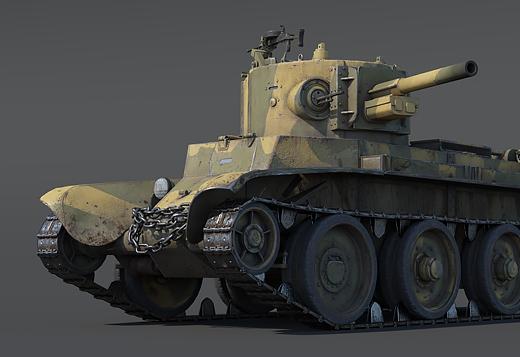 БТ-7 (Ф-32)