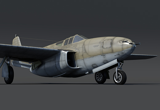 "P-59A ""Airacomet"""