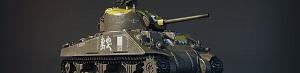Предзаказ — Набор M4A4 Sherman