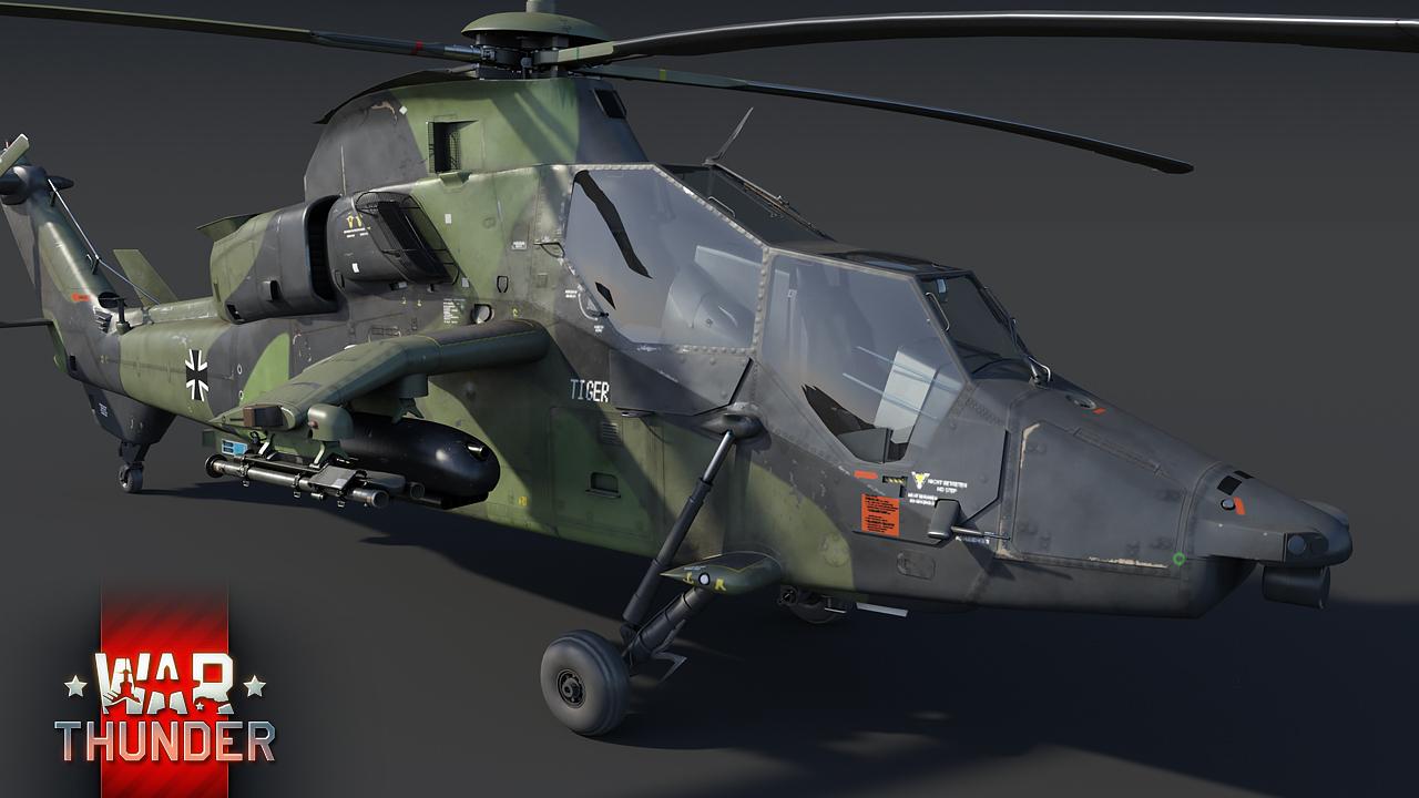 Обои ec 665, ударный, Tiger, Eurocopter. Авиация foto 15