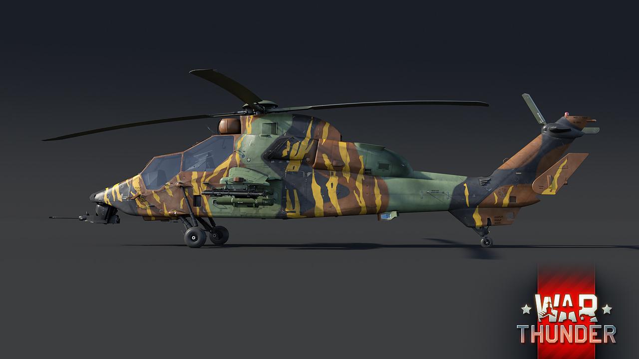 Обои ec 665, ударный, Tiger, Eurocopter. Авиация foto 14
