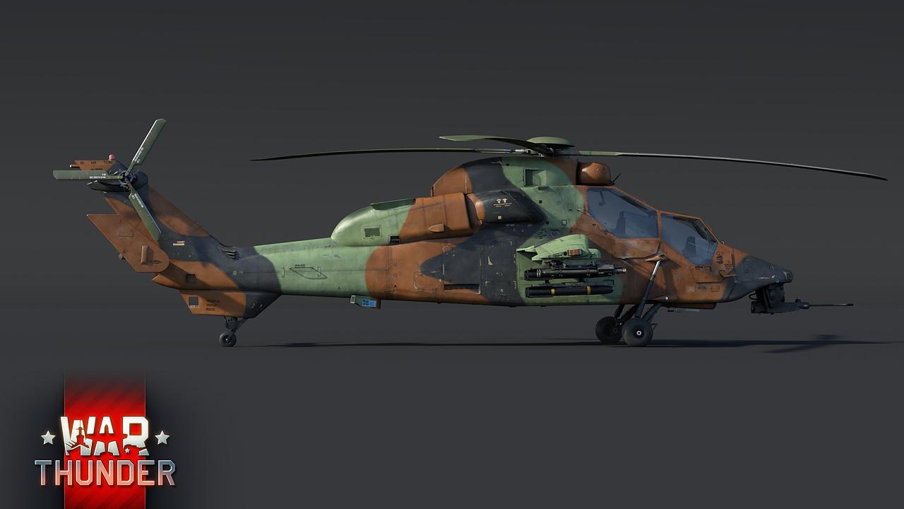 Обои ec 665, ударный, Tiger, Eurocopter. Авиация foto 16