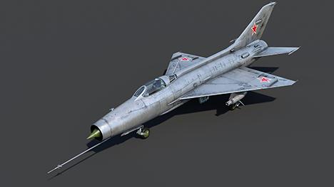 МиГ-21Ф-13