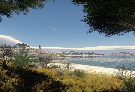 Локация «Южная Африка»