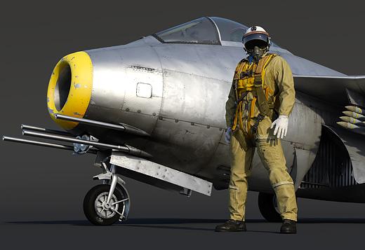 SAAB J29D
