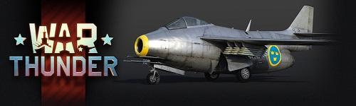 Предзаказ — Набор Saab J-29D