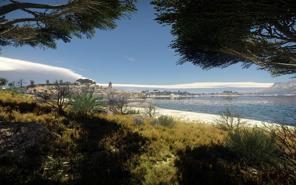 Морская локация «Южная Африка»