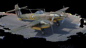 Whirlwind P.9 (Британия) — премиумный, III ранг