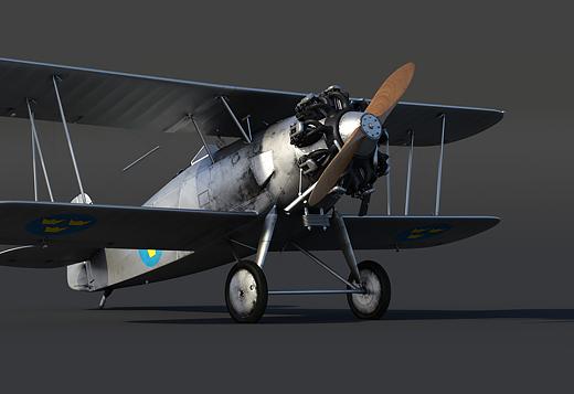 J6B Jaktfalken II