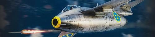 Набор Saab J-29D