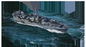 94 ft PT-811 2 ранг, США