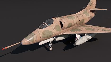 A-4B Skyhawk