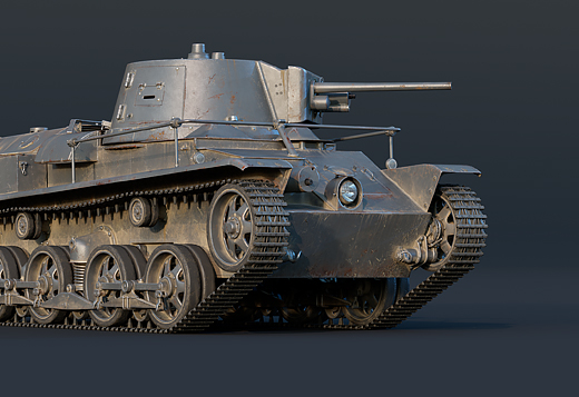 Stridsvagn m/31