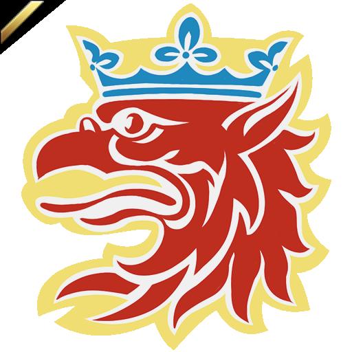 Эмблема танкового полка Р7 Южного Сконе армии Швеции