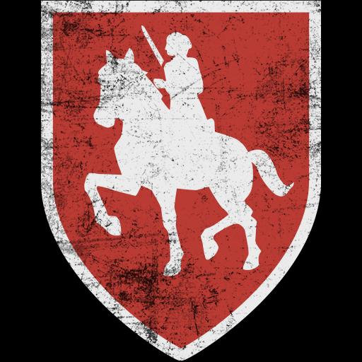 Эмблема 4-го танкового полка Франции