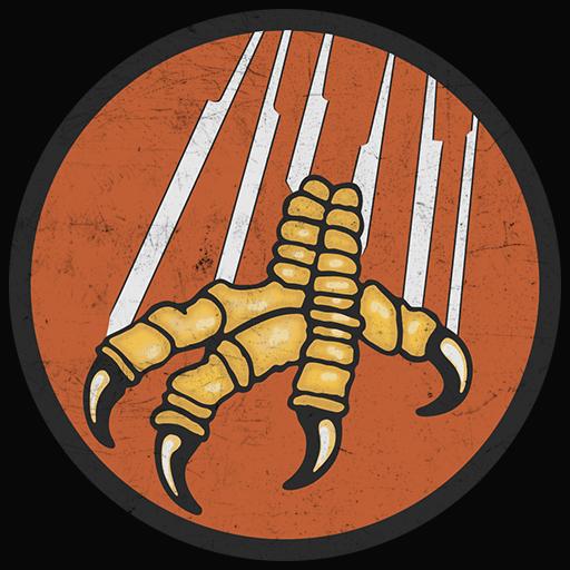 Эмблема 163-й истребительной эскадрильи ВВС Италии