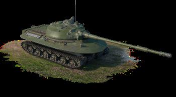 Объект 279 (СССР) — акционный, 6 ранг